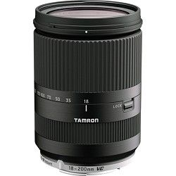 Tamron 18 200mm Di III VC for Canon Mirrorless Interchangeable Lens Cameras   Bl