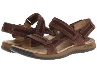Merrell Traveler Tilt Convertible Mens Sandals (Brown)