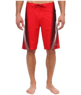 Oakley Blade II Fin Boardshort Mens Swimwear (Red)