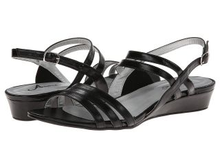 Annie Phoebe Womens First Walker Shoes (Black)