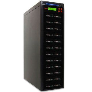 "Systor 1:1 SATA 2.5""&3.5"" Dual Port Hot Swap Hard Drive/Solid State Drive (HDD/SSD) Duplicator (75MB/sec) Tower: Computers & Accessories"