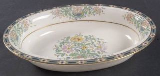 Lenox China Mystic 9 Oval Vegetable Bowl, Fine China Dinnerware   Multicolor Ba