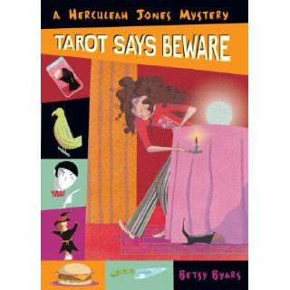 Tarot Says Beware (Turtleback School & Library Binding Edition) (Herculeah Jones Mysteries): Betsy Byars: 9780606007498:  Children's Books
