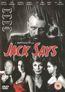 Jack Says: Simon Phillips, Eric Cantona, Rita Ramnani, Aurelie Amblard, Bob Phillips: Movies & TV