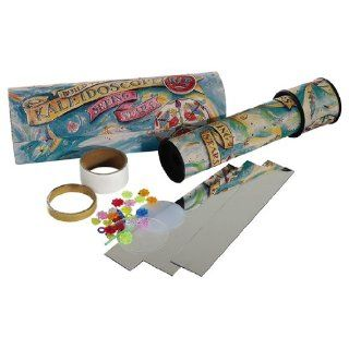 Authentic Models Build Your Own Seeing Stars Kaleidoscope Kit: Everything Else