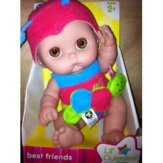 "JC Toys 8.5"" Lil' Cutesies Play Theme (Outfits and Expressions May Vary): Toys & Games"