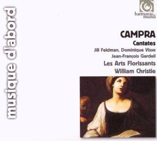 Campra   Cantatas fran�aise / Feldman � Visse � Gardeil � Les Arts Florissants � Christie: Music