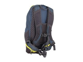 The North Face Litho 24 Conquer Blue Sulpher Spring Green