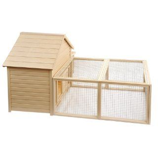 New Age Pet ecoConcepts Chicken Barn & Pen  Pet Cages
