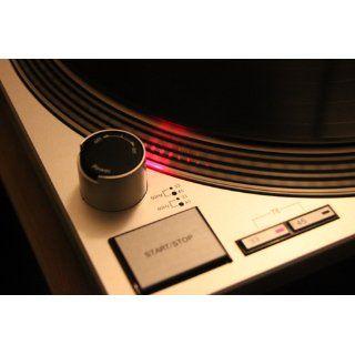 Audio Technica AT LP120 USB Direct Drive Professional Turntable (USB & Analog) Electronics