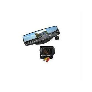 As Seen On TV Rear View Mirror Camera with Front and Rear Camera with DVR 8GB SD Card: Kitchen & Dining