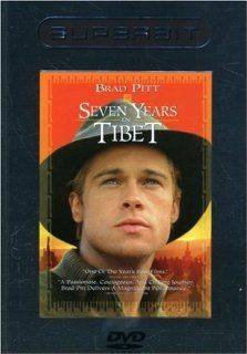 Seven Years in Tibet (Superbit Collection): Brad Pitt, David Thewlis, BD Wong, Mako, Danny Denzongpa, Victor Wong, Ingeborga Dapkunaite, Jamyang Jamtsho Wangchuk, Lhakpa Tsamchoe, Jetsun Pema, Ama Ashe Dongtse, Sonam Wangchuk, Jean Jacques Annaud, Alisa Ta