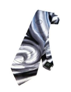 Jerry Garcia Mens Fifty Seven South of the Border Necktie   Black   One Size Neck Tie at  Men�s Clothing store