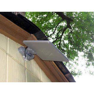 Designers Edge L949 10 LED Rechargeable Solar Panel Security Light: Home Improvement