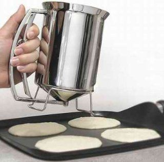 As Seen On TV Pancake Batter Dispenser: Kitchen & Dining