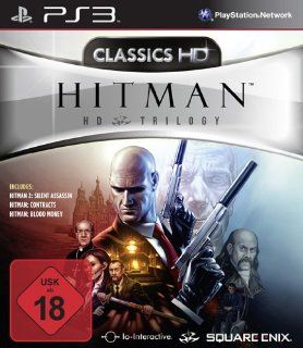 Hitman   HD Trilogy [Classics HD]   [PlayStation 3]: Games