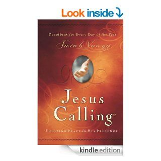 Jesus Calling Enjoying Peace in His Presence eBook Sarah Young Kindle Store