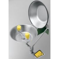 Speakman SE 490 CV Stainless Steel Traditional Series Round Bowl Eye/Face Wash S