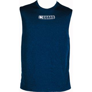 Dolfin Guard Sleeveless Tech Tee Mens   Size XL/Extra Large, Navy Guard (388CM