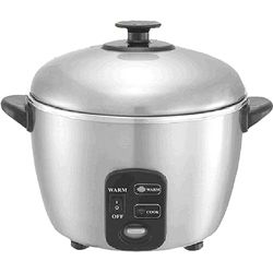 Supentown 3 cup Stainless Steel Cooker and Steamer   11334614