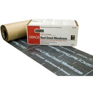 Grace 18 in. x 50 ft. Roll Roof Detail Membrane 5003228