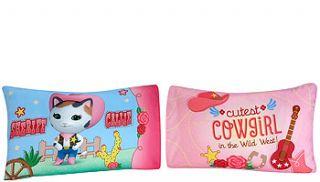Disney Sheriff Callie Cutest Cowgirl 4 Piece Toddler Bed Set    Crown Craft
