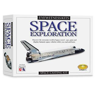 Skullduggery Eyewitness Space Casting Kit   Toys & Games   Learning