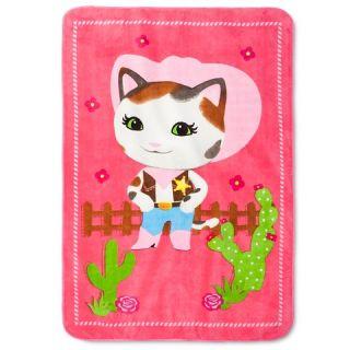 Sheriff Callie® Blanket   62x90   Pink