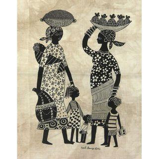 Heidi Lange Jambo Screen Print (Kenya)  ™ Shopping   Big
