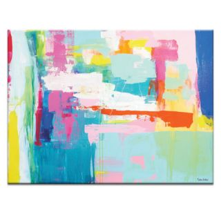 Falling In Love by Kirsten Jackson Painting Print on Canvas by Artist