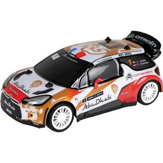 Mondo Motors 1:24 Citroen DS3 WRC remote control car