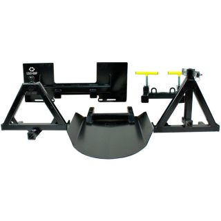Load-Quip Heavy-Duty Hitch Receiver Clamp  Bucket Accessories