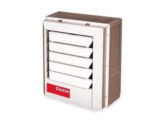 DAYTON, 2YU59, Electric Unit Heater,3 kW,480 V