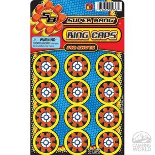 Super Bang Ring Caps   Ja Ru 936   Toys