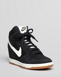 Nike High Top Wedge Sneakers   Dunk Sky Hi