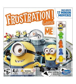 MINIONS   Despicable Me Frustration board game