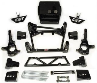 California Super Trucks   California Super Trucks 6 8 Inch Lift Kit CSK C3 15 1