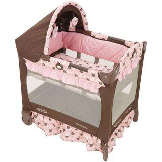 Graco Travel Lite Portable Crib in Betsey  ™ Shopping