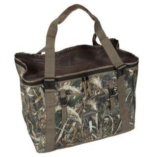 Deluxe 6 Slot Full Body Duck Decoy Bag