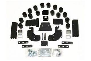 2004 2009 Dodge Ram Lift Kits   Performance Accessories PA60183   Performance Accessories Body Lift Kit