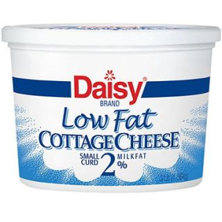 Daisy Brand® Low Fat Cottage Cheese 2%   3 lb.