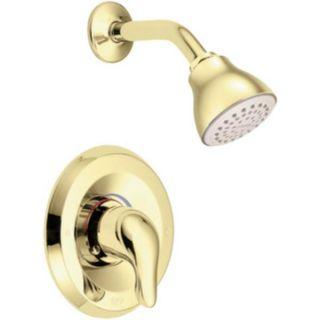 Moen Kingsley Polished Brass PosiTemp Shower Fixture