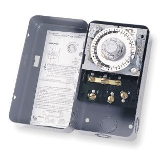 PARAGON Defrost Timer Control, 120VAC Voltage, Defrost Time (Minutes): 4 to 110, 2 Minute Increments   Defrost Timer Control   5X454|8045 00