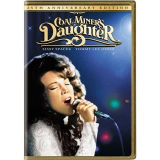 COAL MINERS DAUGHTER 25TH ANNIVERSARY EDITION (DVD)
