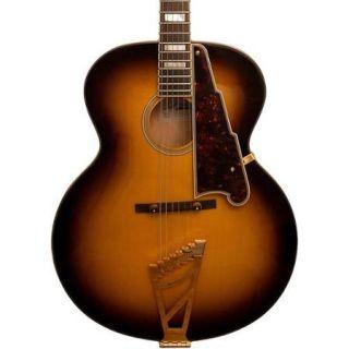 D'Angelico EX 63 Archtop Acoustic Guitar Sunburst