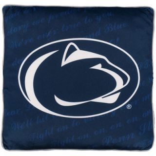 Penn State Nittany Lions Fight Song Plush Pillow