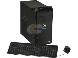 Refurbished Gateway Desktop PC DX Series DX4370G UW10 (DT.GE8AA.001) A6 Series APU A6 3620 (2.2 GHz) 6 GB DDR3 1 TB HDD Windows 8 64 Bit