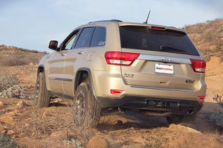 2011 2014 Jeep Grand Cherokee Lift Kits   Eibach 28107.980   Eibach Lift Kits
