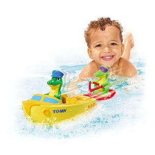 Tomy Ski Boat Croc   Toys & Games   Vehicles & Remote Control Toys