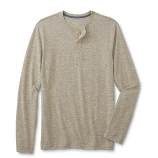 Roebuck & Co. Young Mens Henley Shirt